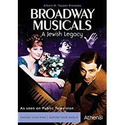 Broadway Musicals: A Jewish Legacy