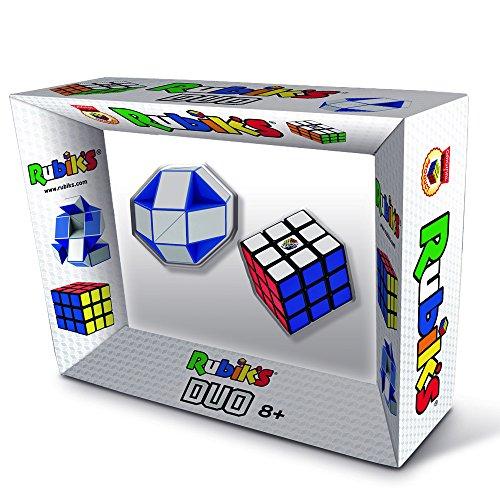RubikŽs - Pack de cubos Dúo, edición limitada (Goliath 72145006)