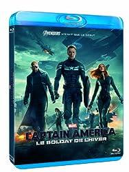 Captain America, le soldat de l'hiver [Blu-ray]