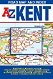 img - for Kent Road Map book / textbook / text book