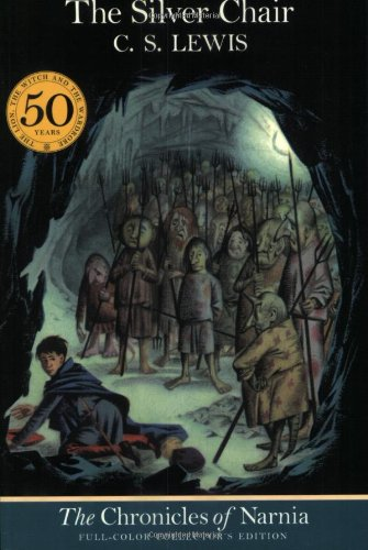 The Silver Chair (The Chronicles of Narnia, Full-Color Collector's Edition)