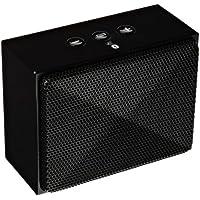 AmazonBasics Tragbarer Mini-Bluetooth-Lautsprecher - Schwarz
