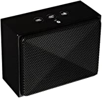 AmazonBasics Mini Bluetooth Speaker - Black