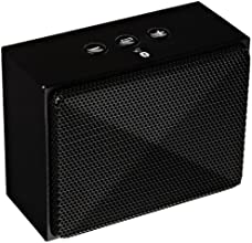 AmazonBasics - Altoparlante bluetooth Mini, ultra portatile - Nero