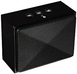 AmazonBasics Wireless Bluetooth Speaker (Black)