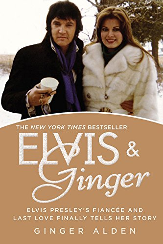 Elvis And Ginger. Elvis Presley's Fiancée And Last