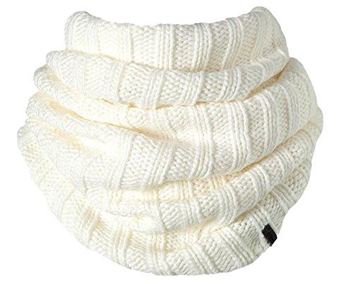 Barts - Agata Col, Sciarpa Donna, Beige (Cream), Taglia unica (Taglia Produttore: One Size)