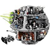 LEGO Star Wars Classic Death Star (3803 pieces) /w 24 mini-figures & TIE Advanced Fighter