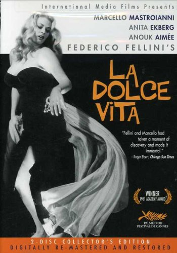 Cover art for  La Dolce Vita (2-Disc Collector's Edition) (1961)