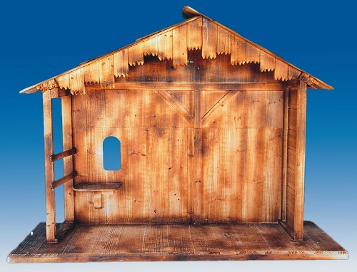 Outdoor Nativity Stable Plans http://www.thereasonfortheseason.com/category/christmas-outdoor-nativity-sets/