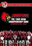 Cover art for  The 1980 NCAA Championship Game - Louisville Vs. UCLA