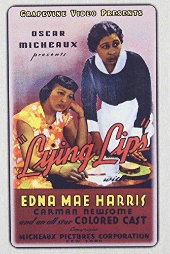 Lying Lips by Edna Mae Harris
