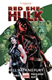 Jeff Parker Red She-Hulk: Hell Hath No Fury (Marvel Now)