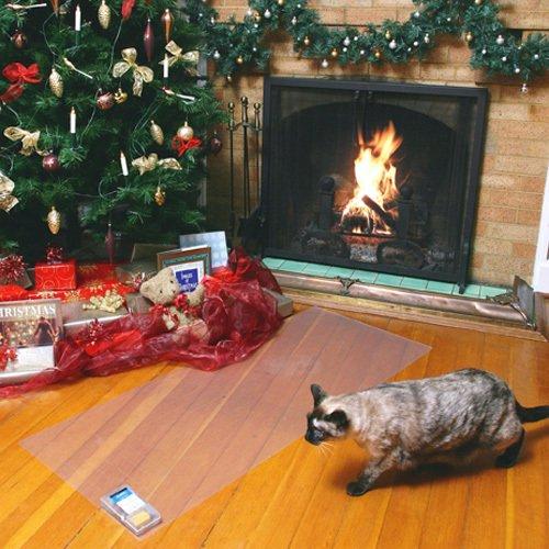 Riogoo Pet Training Mat Scat Mat Indoor Touch Sentive
