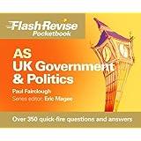 AS UK Government & Politics Flash Revise Pocketbook