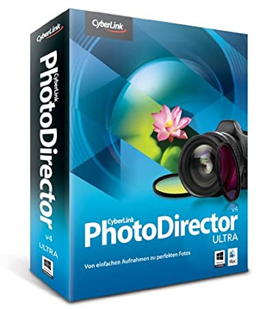 PhotoDirector 4 Ultra