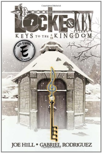 Locke and Key Volume 4