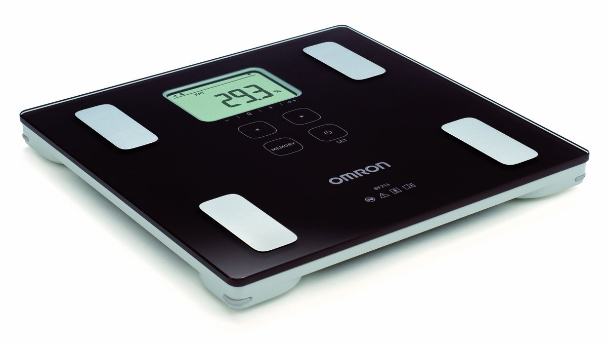 Omron BF214 Electronic Body Composition Monitor