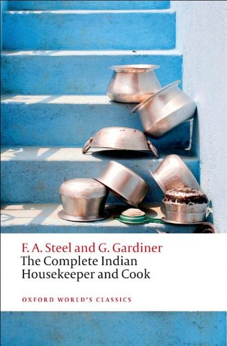 The Complete Indian Housekeeper and Cook (Oxford