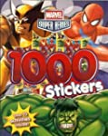 Marvel Super Heroes: Colouring and Ac...