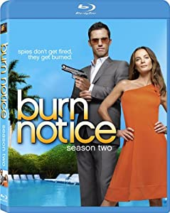 Burn Notice: The Complete Second Season [Blu-ray]