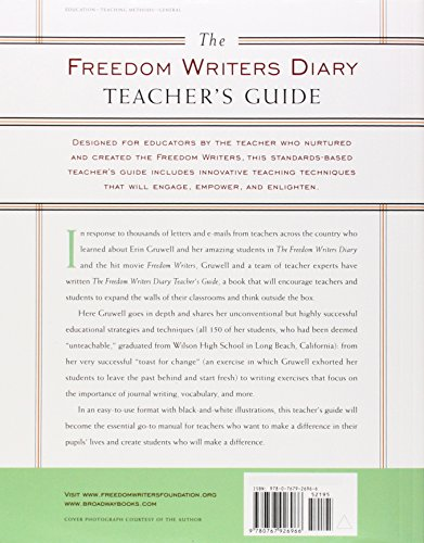 freedom writers diary opinion piece Freedom writers and erin gruwell essay freedom writers book review the freedom writers diary has if a piece of paper tells people what they should.
