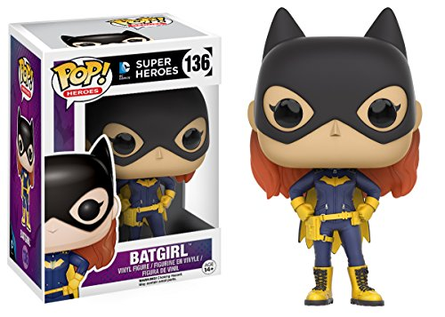 Funko POP Heroes: DC - Batgirl 2016 Action Figure at Gotham City Store