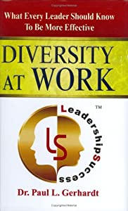 "Cover of ""Diversity at Work"""