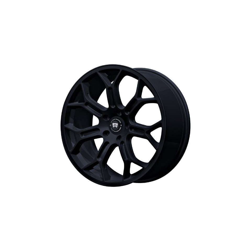 Motegi MR120 20x9 Black Wheel / Rim 5x120 with a 38mm Offset and a 74.10 Hub Bore. Partnumber MR12029052738 Automotive