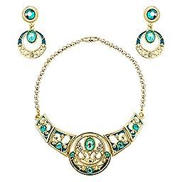 Disney Store Princess Jasmine Costume Jewelry Set