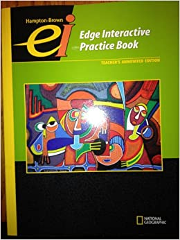 hampton-brown edge reading writing and language activities
