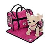 Simba 105899700 - Chi Chi Love Plüschhund Paris II 20cm