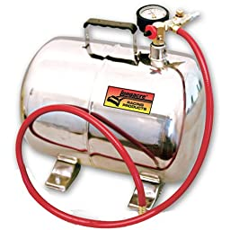 Longacre 50316 Lightweight Polished Air Tank