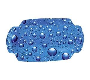 Kleine Wolke 5313769008 Bubble Repose-Tête de Bain Bleu 32 x 22 cm
