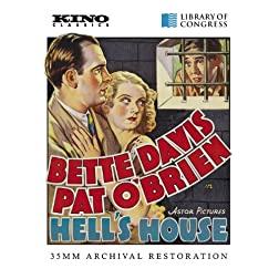 Hell's House: Kino Classics Remastered Edition
