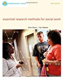 Brooks/Cole Empowerment Series: Essential Research Methods for Social Work (SW 385r Social Work Research Methods)