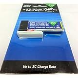 E-Flite LiPo Battery 3.7V 500mAh 1S 25C EFLB5001S25