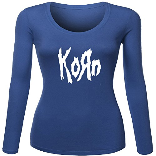 Korn Korn Banded Collar For Ladies Womens Long Sleeves Outlet
