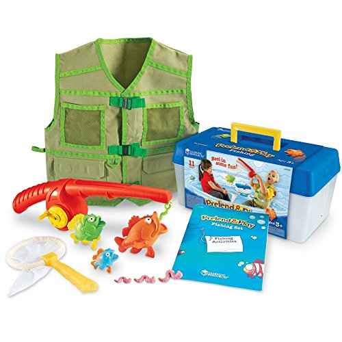 Learning Resources Pretend and Play Fishing