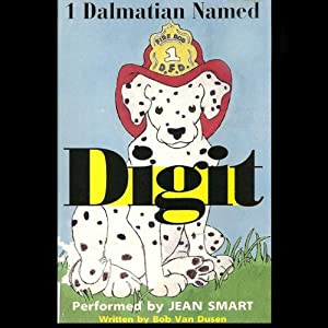 1 Dalmatian Named Digit Audiobook