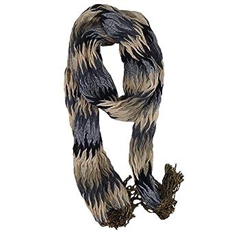 com Fashion Scarf Womens Light Crinkly Scarf 10 Width X 60 Length  Fashion Scarf Length