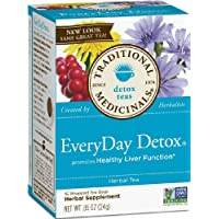 Everyday Detox® Herbal Tea, Traditional Medicinals, 16 Tea Bags
