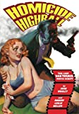 img - for Homicide Highball: The Lost Dan Turner Movie Script book / textbook / text book