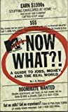 img - for MTV's Now What?! a Guide to Jobs, Money and the Real World book / textbook / text book
