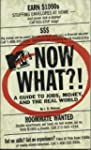 Mtv's Now What?!: A Guide to Jobs, Mo...