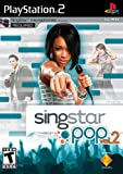 echange, troc PlayStation 2 Konsole PS2 inkl. SingStar Deutsch Rock-Pop Vol. 2 & 2 Mikrofone [import allemand]