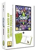 echange, troc Sims 3: accès VIP + agenda