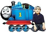 Thomas & Friends AirWalkers Foil Balloon