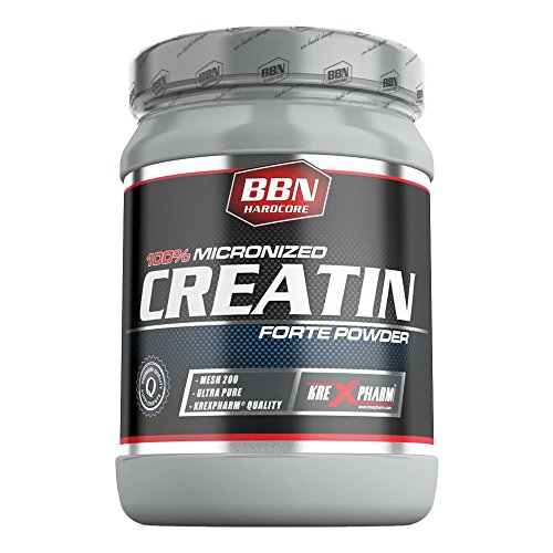 bbn hardcore 100 prozent micronized creatin forte powder 200 mesh ultrafein definition. Black Bedroom Furniture Sets. Home Design Ideas