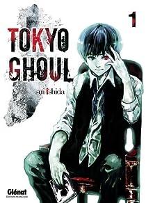Tokyo Ghoul, tome 1 - Sui Ishida - Babelio